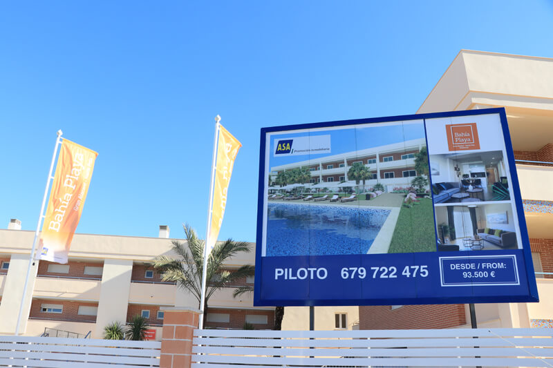 Inauguration of the pilot Residencial Bahia