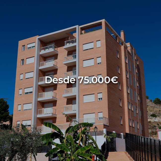 Jardín de Jijona venta de pisos nuevos asa promocion inmobiliaria