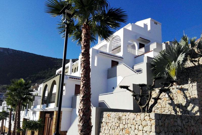 Promoción Xeresa del Monte en Gandía por ASA Promoción Inmobiliaria Obra nueva