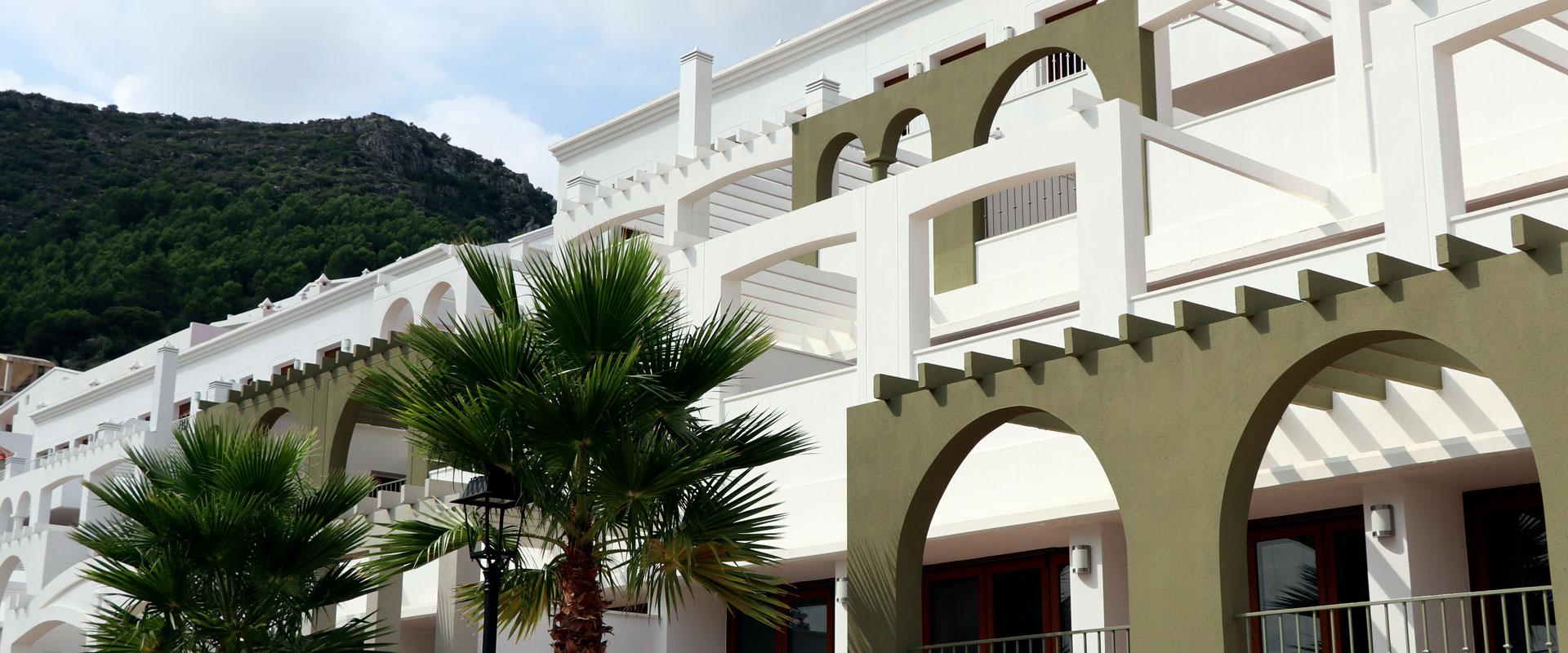 viviendas xeresa del monte gandia asa promoción inmobiliaria