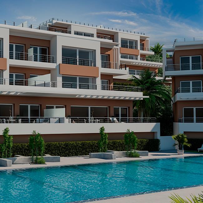 xeresa del monte apartamentos asa promoción inmobiliaria