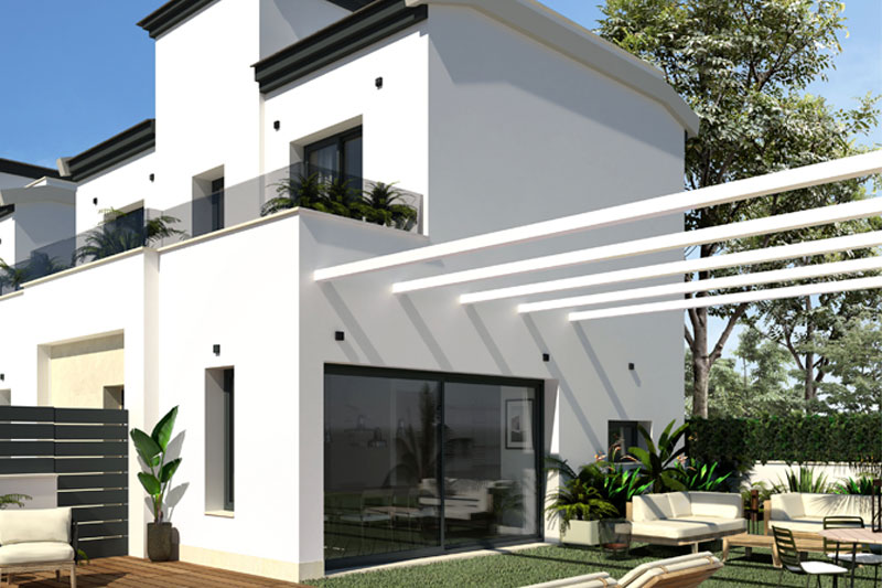 Residencial Bahia Fase 2 Gran Alacant Alicante