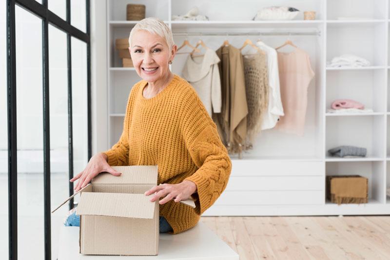 limpia y ordena tu armario