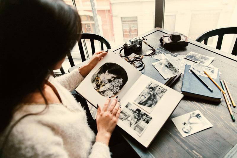 organizar fotografías quédate en casa