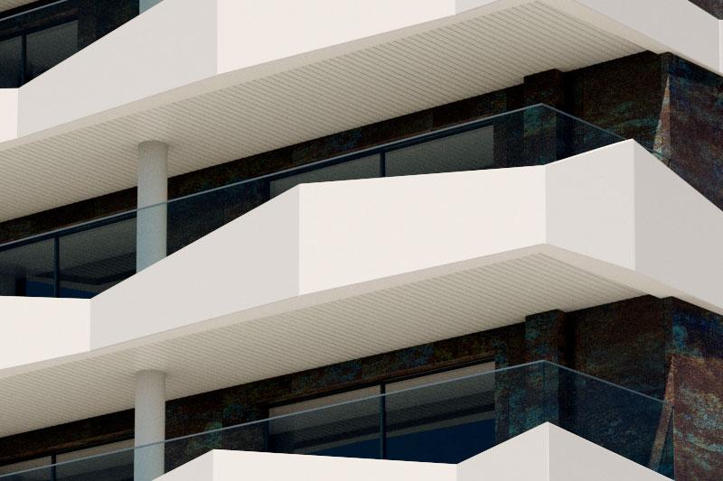 Más datos sobre el Edificio Las Velas (Santa Pola)